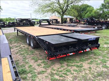 2017 Load Trail 30' GN 14000 GVW MAX RAMPS