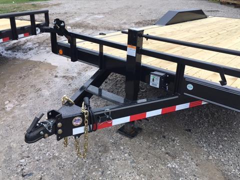 "2017 Load Trail 102""X26' 14K GVW CAR HAULER"