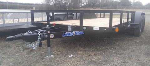 """2018 Load Trail UE77- 77""""X16"""" UTILITY TANDEM A"""