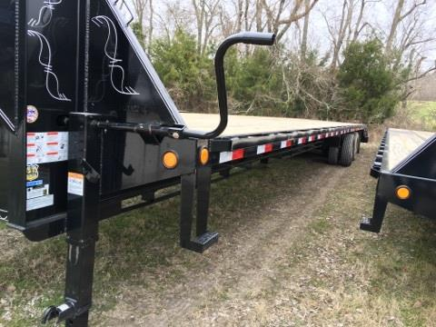 """2018 Load Trail GH40-102""""X40' GN MAX RAMPS-"""