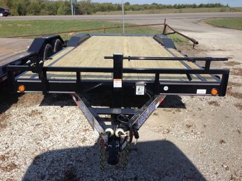 """2017 Load Trail CH22-102""""X22' CARHAULER MAX RA"""