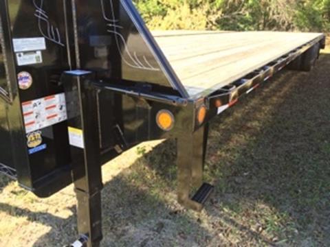 "2018 Load Trail GH40-102""X40' GN 12K AXLES"