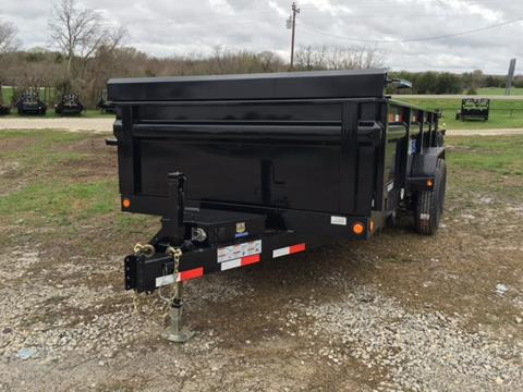 "2018 Load Trail DT16-83""X16' DUMP TRAILER 1400"