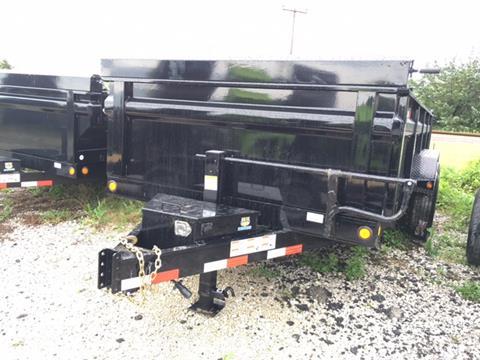"2018 Load Trail DT16-83""X16' DUMP 14000 GVWR"