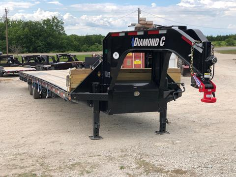 2019 Diamond C GH0238122 for sale in Trenton, TX