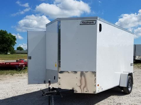 2019 Haulmark PPT6X12 for sale in Trenton, TX
