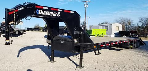 2019 Diamond C GL0240122 for sale in Trenton, TX