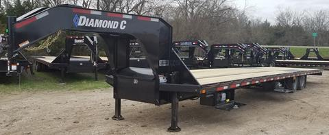 2019 Diamond C GH0240122 for sale in Trenton, TX