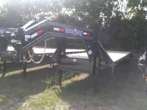 2017 Load Trail 102 x 40' Air Ride, Lift Axle,