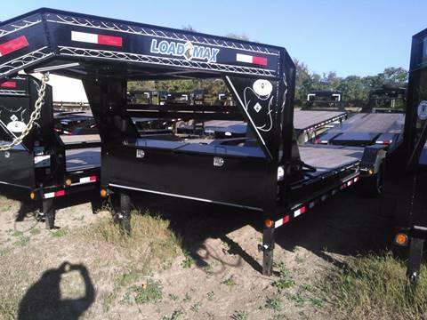 "2016 Load Trail 83""  24' 14k Gooseneck"