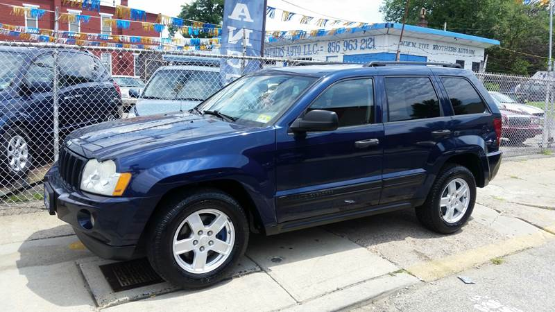 2005 Jeep Grand Cherokee For Sale At Five Brothers Auto In Camden NJ