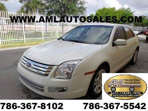 2009 Ford Fusion for sale at AML AUTO SALES - Sedans/SUV's in Opa-Locka FL