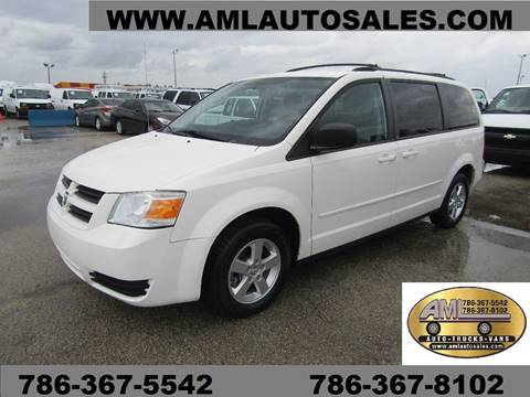 2010 Dodge Grand Caravan SE 4dr Minivan for sale at AML AUTO SALES - Passenger Vans in Opa-Locka FL