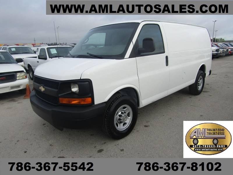 2011 Chevrolet Express G-2500 G2500 G 2500 *Contractor Truck**Cargo