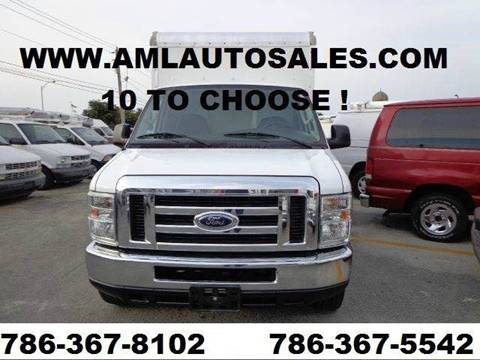 2008 Ford E-Series Chassis for sale in Opa-Locka, FL