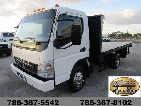 2006 Mitsubishi Fuso for sale in Opalocka, FL