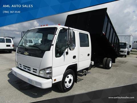 Dump Truck For Sale in Opa-Locka, FL - AML AUTO SALES