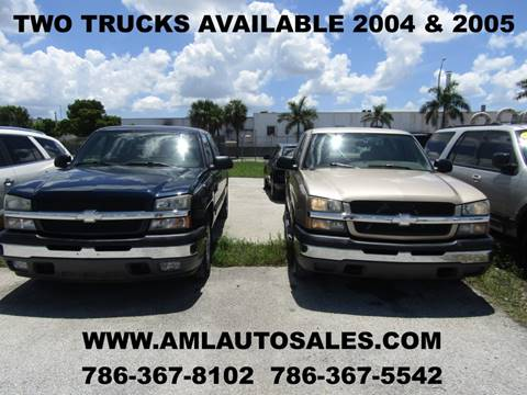 2005 Chevrolet Silverado 1500 Classic for sale in Opa-Locka, FL