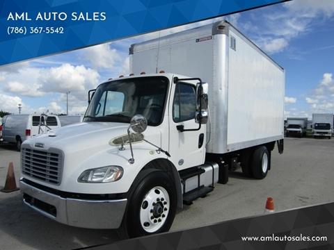 Trucks For Sale In Dallas >> 2014 Freightliner M2 106 For Sale In Opa Locka Fl