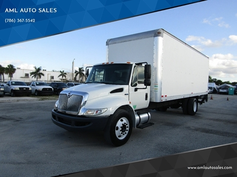 2012 International DuraStar 4300 for sale in Opa-Locka, FL