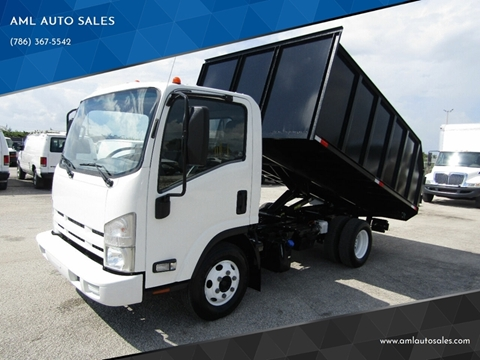 2011 Isuzu NPR-HD for sale in Opa-Locka, FL