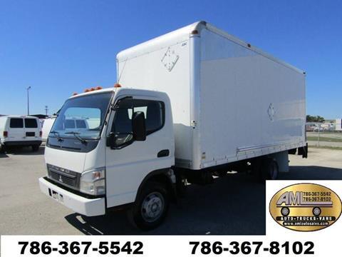 2006 Mitsubishi Fuso FE85D for sale at AML AUTO SALES - Box trucks in Opa-Locka FL