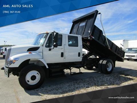 2008 International WorkStar 7300 for sale in Opa-Locka, FL