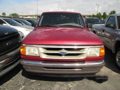 1996 Ford Ranger for sale in West Palm Beach, FL