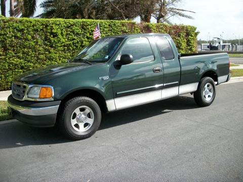 2004 Ford F-150 Heritage for sale in West Palm Beach, FL