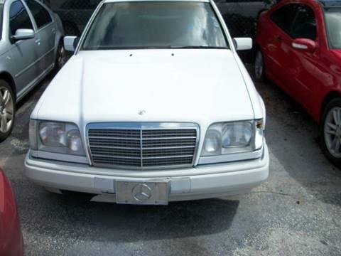 1995 Mercedes-Benz E-Class for sale in West Palm Beach, FL
