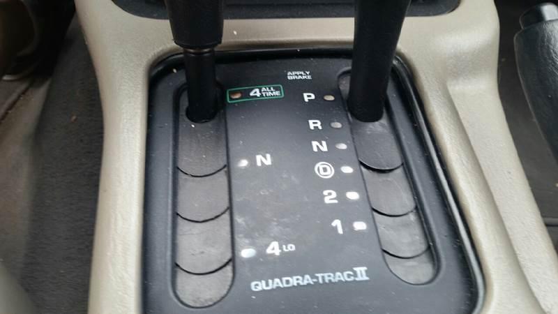 2002 Jeep Grand Cherokee 4dr Laredo 4WD SUV - Kearney NE