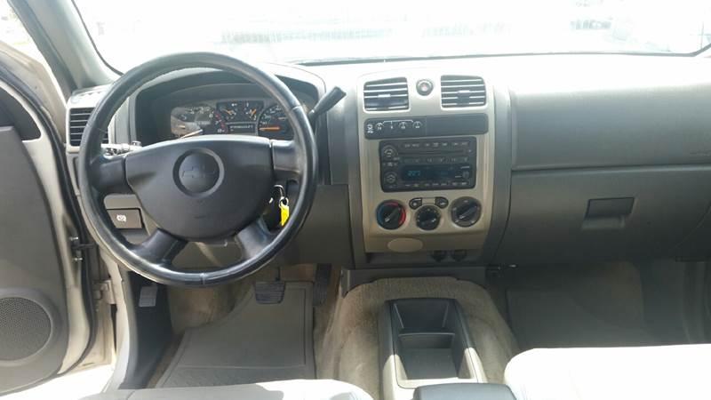 2004 Chevrolet Colorado 4dr Crew Cab Z71 LS 4WD SB - Kearney NE