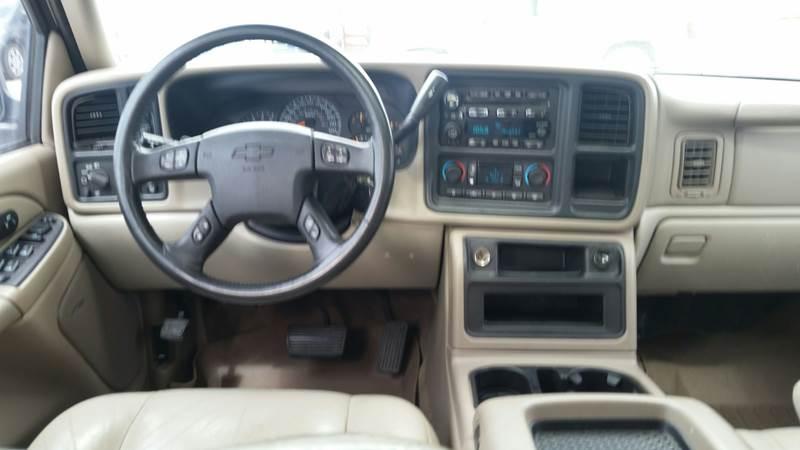 2004 Chevrolet Tahoe Z71 4WD 4dr SUV In Kearney NE ...