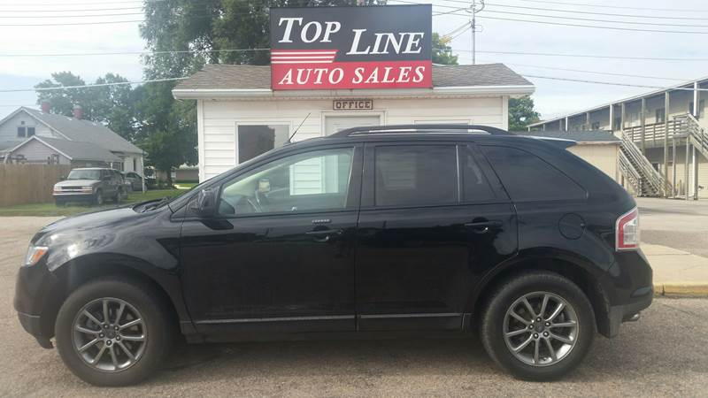 2008 Ford Edge Awd Sel 4dr Crossover In Kearney Ne Topline Auto Sales. Ford. 2008 Ford Edge Front Suspension Schematic At Scoala.co