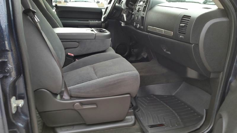 2008 Chevrolet Silverado 1500 4WD LT1 4dr Crew Cab 5.8 ft. SB - Kearney NE