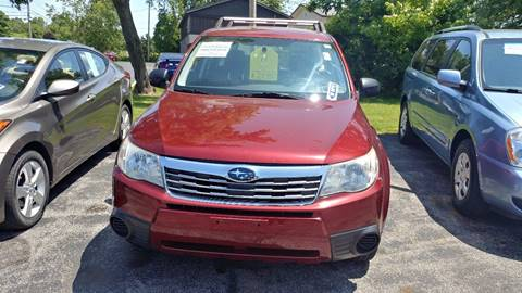 2009 Subaru Forester for sale in Spencerport, NY