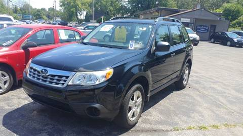 2011 Subaru Forester for sale in Spencerport, NY