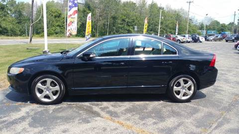 2009 Volvo S80 for sale at Pool Auto Sales Inc in Spencerport NY