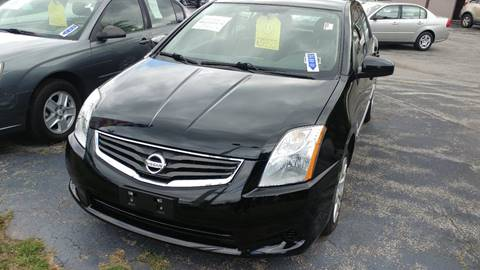 2012 Nissan Sentra for sale in Spencerport, NY