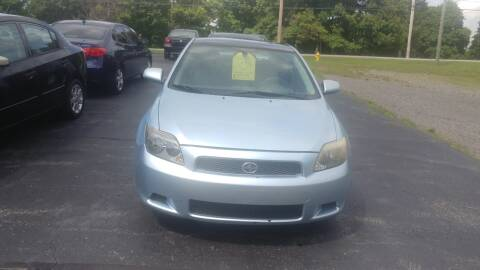 2007 Scion tC for sale at Pool Auto Sales Inc in Spencerport NY