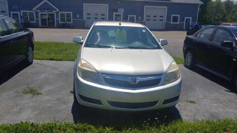 2009 Saturn Aura for sale at Pool Auto Sales Inc in Spencerport NY