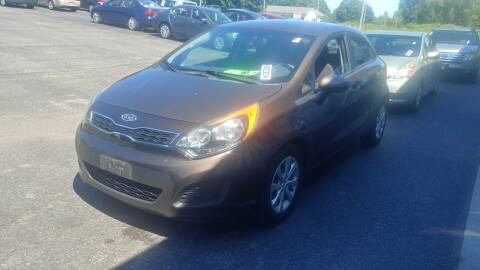 2012 Kia Rio 5-Door for sale at Pool Auto Sales Inc in Spencerport NY