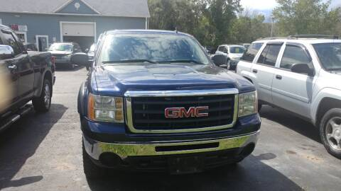 2010 GMC Sierra 1500 for sale at Pool Auto Sales Inc in Spencerport NY