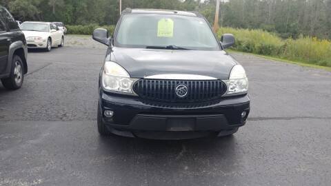 2007 Buick Rendezvous for sale at Pool Auto Sales Inc in Spencerport NY