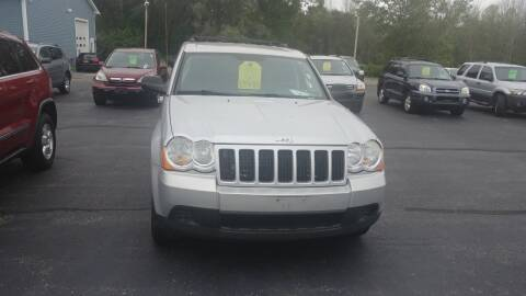 2010 Jeep Grand Cherokee for sale at Pool Auto Sales Inc in Spencerport NY