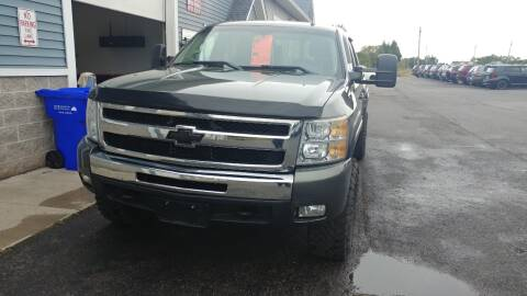 2011 Chevrolet Silverado 1500 for sale at Pool Auto Sales Inc in Spencerport NY