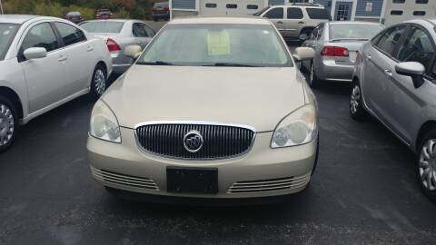 2008 Buick Lucerne for sale at Pool Auto Sales Inc in Spencerport NY