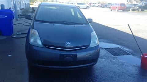 2008 Toyota Prius for sale at Pool Auto Sales Inc in Spencerport NY