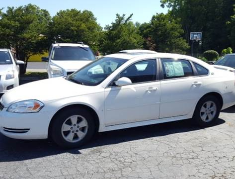 2009 Chevrolet Impala for sale in North Lima, OH