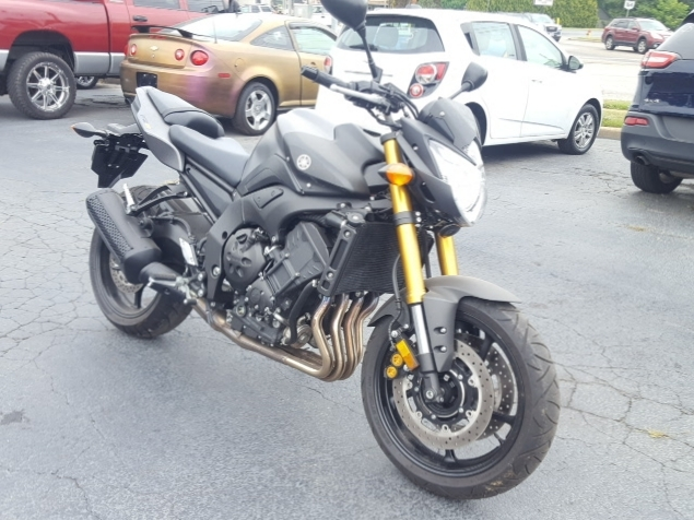2012 Yamaha Fz8 In North Lima, OH - COLONIAL AUTO SALES
